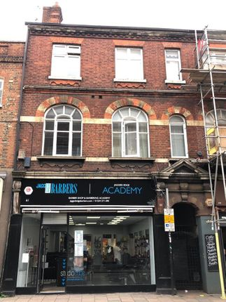 Thumbnail Commercial property for sale in 61 High Street, Bedford