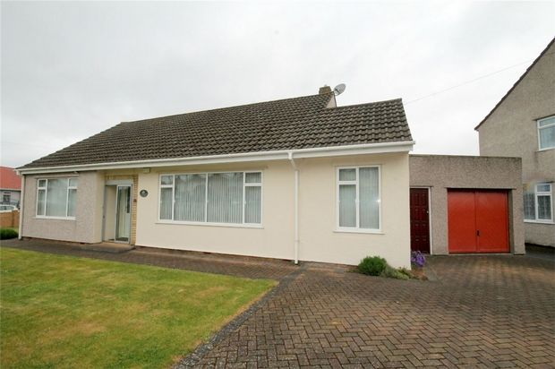 Thumbnail Detached bungalow for sale in Blackhorse Road, Mangotsfield, Bristol