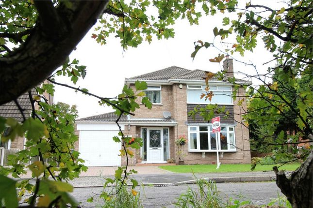 Thumbnail Detached house for sale in Mansfield Road, Edwinstowe, Mansfield, Nottinghamshire