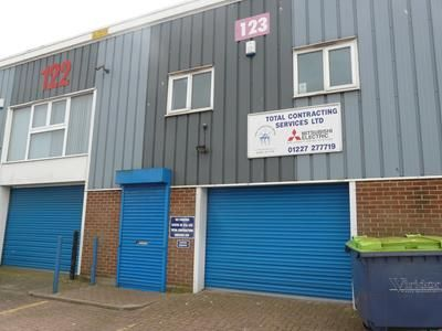 Thumbnail Office to let in Ground Floor, Unit 123, John Wilson Business Park, Harvey Drive, Whitstable, Kent