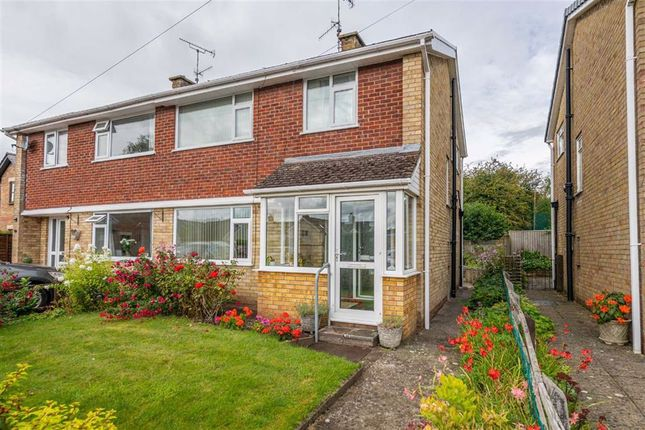 Thumbnail Semi-detached house for sale in Blackbarn Close, Usk, Monmouthshire
