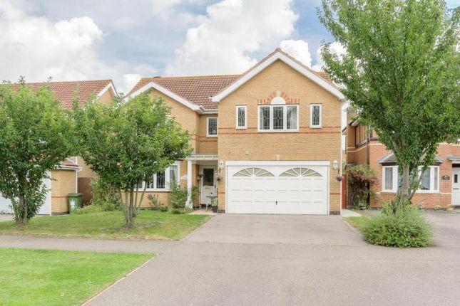 Thumbnail Detached house for sale in Monellan Grove, Caldecotte, Milton Keynes, Buckinghamshire