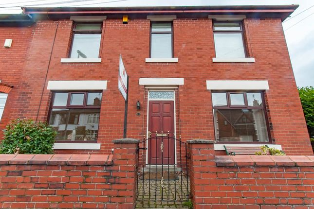 3 bed terraced house for sale in Phyllis Street, Rochdale