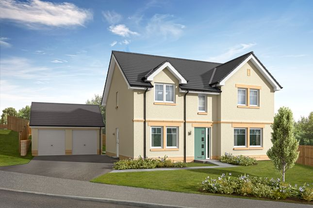 """Thumbnail Detached house for sale in """"Rannoch"""" at Dores Road, Inverness"""
