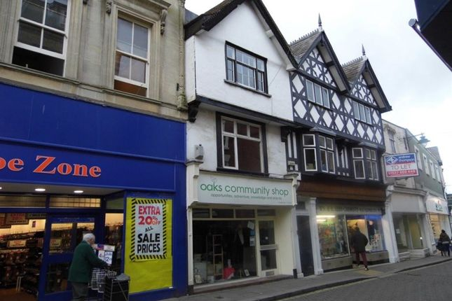Thumbnail Flat to rent in High Street, Leominster, Herefordshire