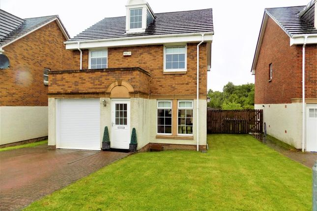 Thumbnail Flat for sale in Salvador Avenue, Netherburn, Larkhall