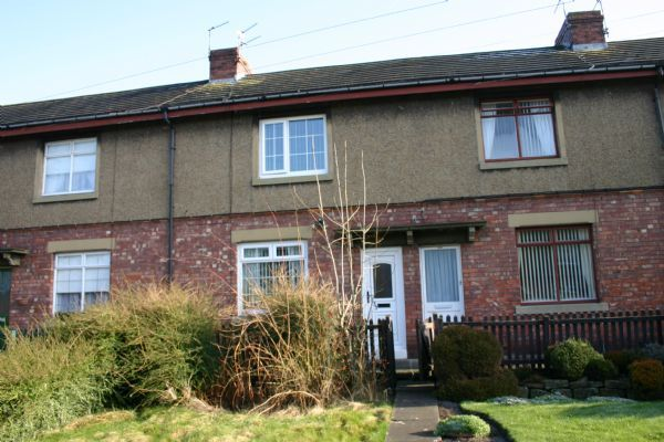 Thumbnail Terraced house to rent in Duncan Gardens, Morpeth