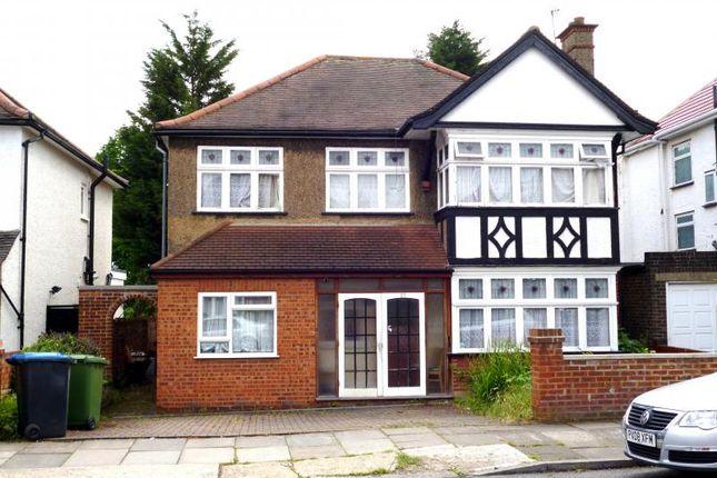 Thumbnail Semi-detached house to rent in Draycott Avenue, Kenton, Harrow