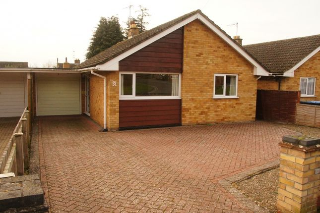Thumbnail Detached bungalow for sale in Sandfield Road, Stratford-Upon-Avon, Warwickshire