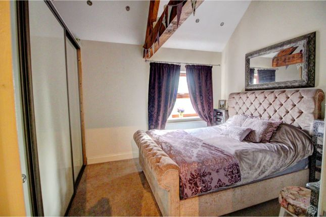 Master Bedroom of Church Hill, Barnsley S71