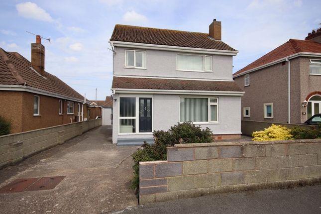 Thumbnail Detached house for sale in Gwydyr Road, Llandudno