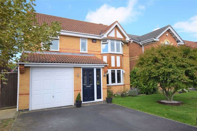 Thumbnail Detached house for sale in Trinity Road, Abbeymead, Gloucester