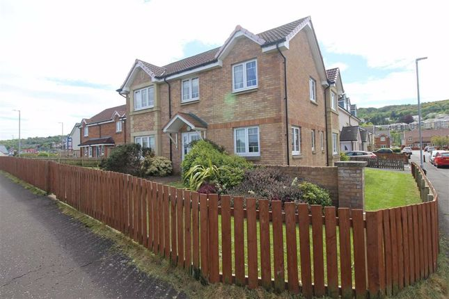Thumbnail Detached house for sale in Kingston Crescent, Port Glasgow