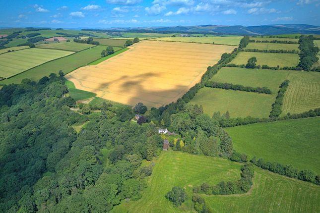 Thumbnail Property for sale in Harleys Mountain, Presteigne, Powys