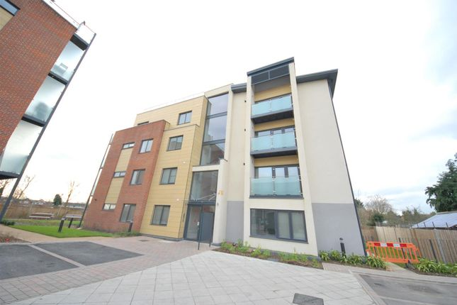 Thumbnail Flat to rent in Fern Court, Kingswood Place, Hayes
