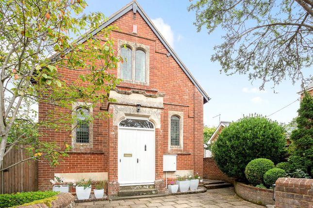 Thumbnail Detached house for sale in Easton, Winchester