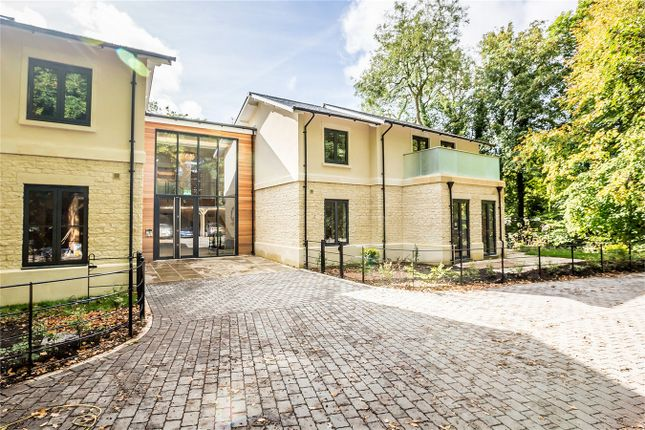 Thumbnail Flat for sale in 7 Norwood Dene, The Avenue, Claverton Down, Bath