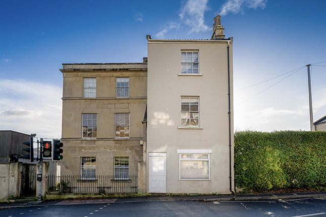 Thumbnail Maisonette for sale in High Street, Batheaston, Bath