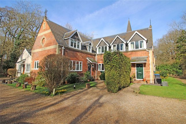 Thumbnail End terrace house for sale in Colebrooke Place, Guildford Road, Ottershaw, Surrey