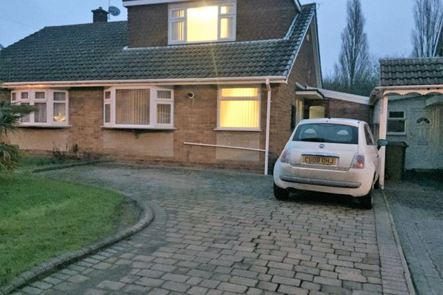 Thumbnail Semi-detached house to rent in Friesland Drive, Deansgate