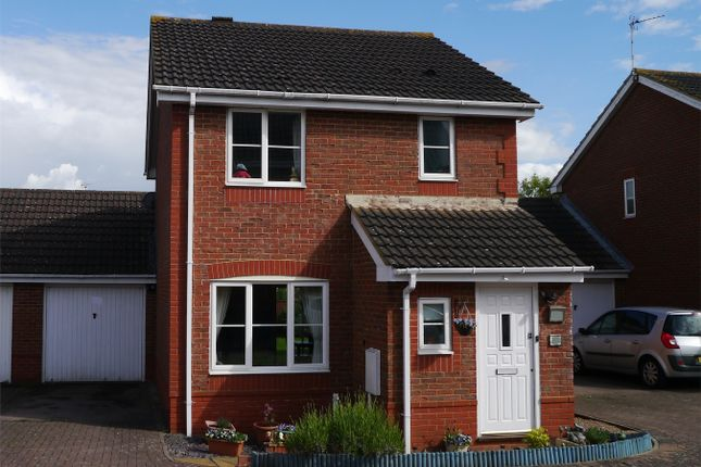Thumbnail Detached house for sale in Vine Way, Stonehills, Tewkesbury, Gloucestershire