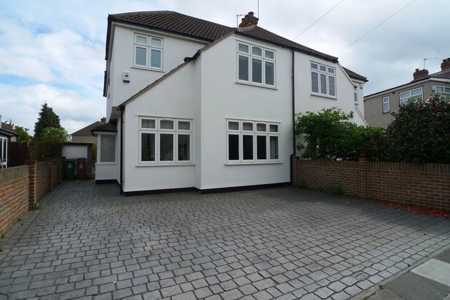 Thumbnail Semi-detached house to rent in Days Lane, Sidcup