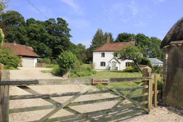 Thumbnail Detached house to rent in Orcheston, Salisbury