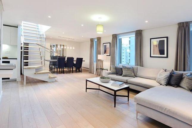 Thumbnail Flat to rent in Penthouse, Merchant Square, Paddington, London
