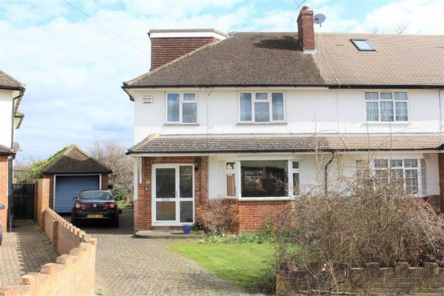 Thumbnail Semi-detached house to rent in Blenheim Road, Slough, Berkshire
