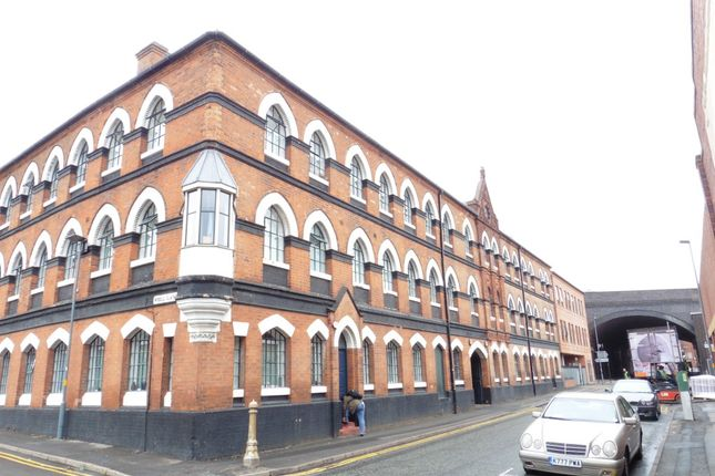 Thumbnail Flat to rent in Allison Street, Birmingham