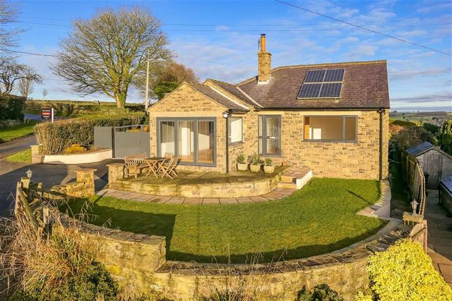 Thumbnail Detached bungalow for sale in Swincliffe Top, Hampsthwaite, North Yorkshire