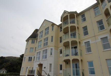 Thumbnail Flat for sale in Ballure Promenade, Ramsey, Isle Of Man