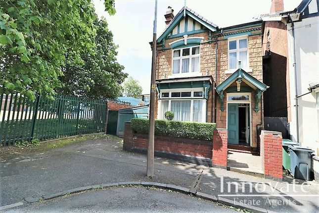 Thumbnail Detached house for sale in Forster Street, Smethwick