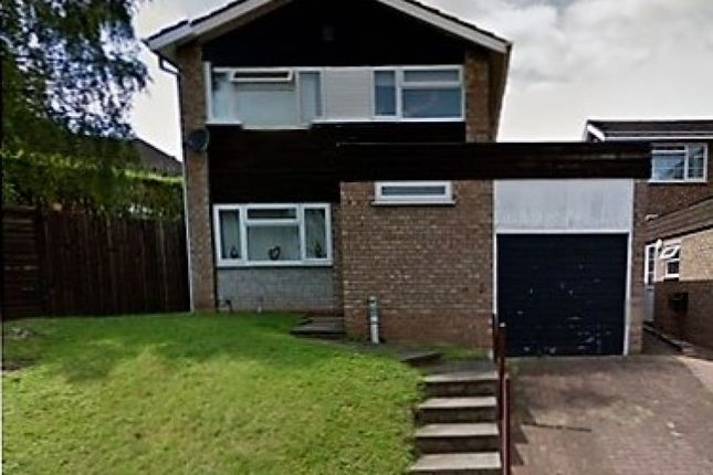 Thumbnail Detached house to rent in Manway Close, Handsworth Wood