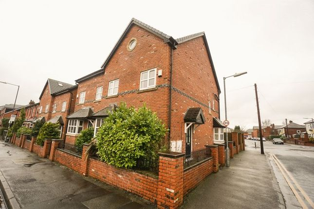 Thumbnail Semi-detached house for sale in Longworth Road, Horwich, Bolton