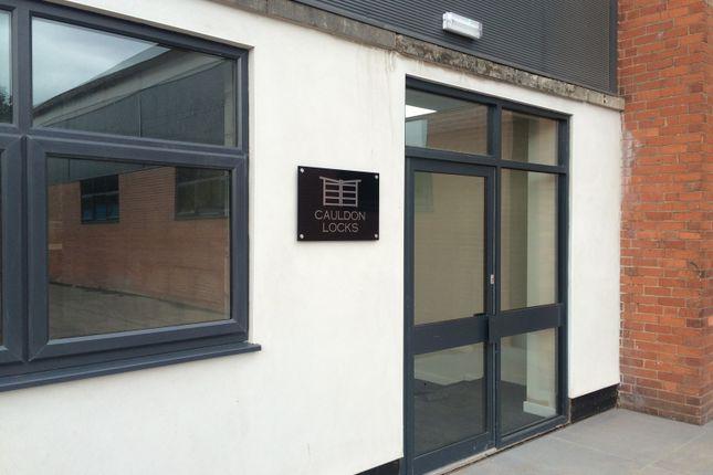 Thumbnail Office to let in Cauldon Locks, Shelton New Road, Shelton, Shelton, Stoke-On-Trent, Staffordshire
