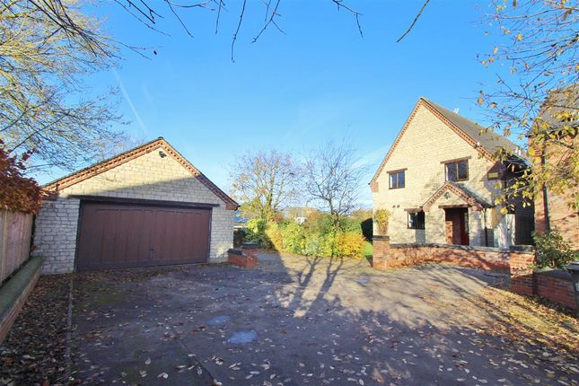 Thumbnail Detached house to rent in Wappenham Road, Abthorpe, Towcester