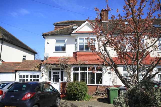 Thumbnail End terrace house for sale in Woodyates Road, Lee