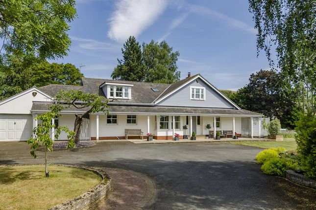 Thumbnail Detached house for sale in Fairfield, Old Church Road, Colwall, Malvern, Herefordshire