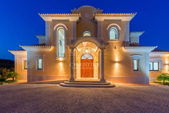 Thumbnail Villa for sale in Av. Da Fonte Santa, 8125 Quarteira, Portugal
