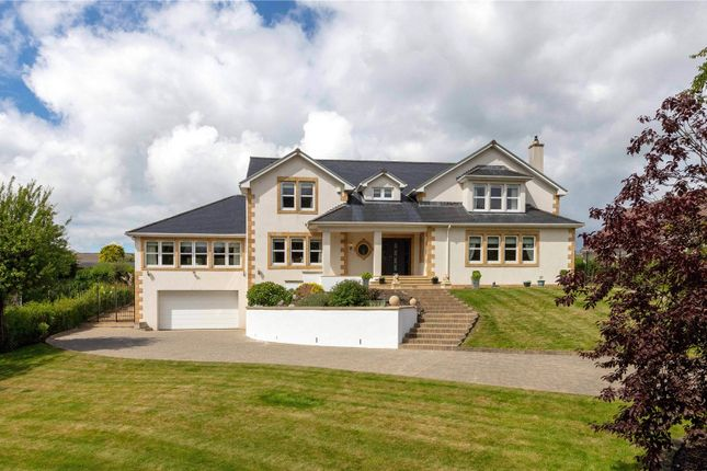 Thumbnail Detached house for sale in Crosshill Road, Lenzie