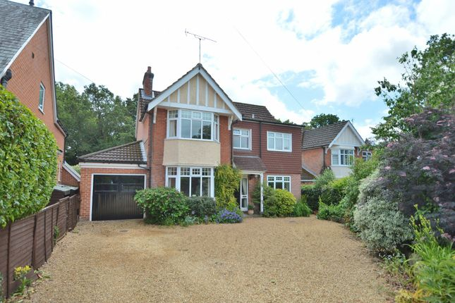 Thumbnail Detached house for sale in Kingsway, Chandler's Ford, Eastleigh