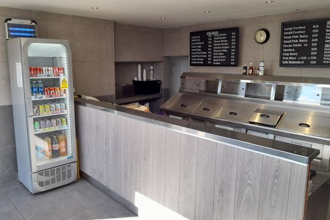 Thumbnail Leisure/hospitality for sale in Fish & Chips DH7, Brandon, County Durham