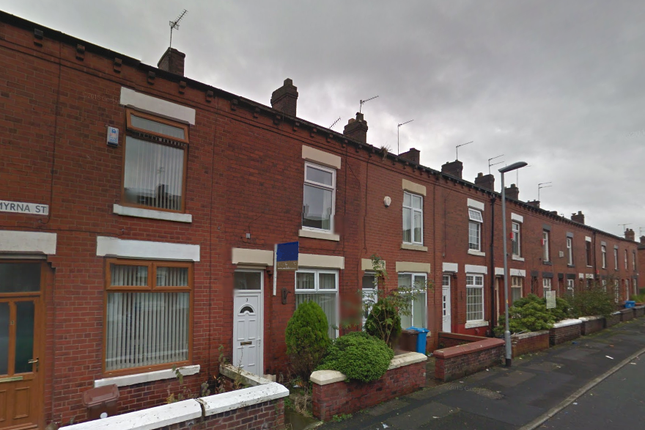 Thumbnail Terraced house to rent in Smyrna Street, Oldham