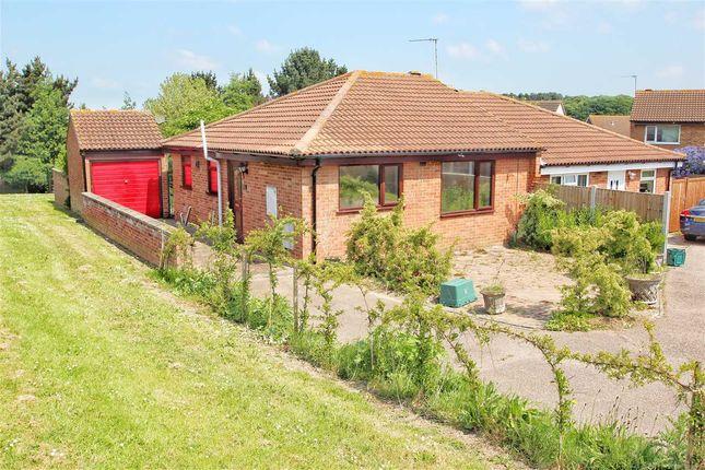 Thumbnail Bungalow for sale in Curlew Croft, Longridge, Colchester