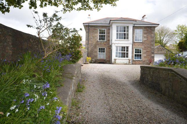 Thumbnail Detached house for sale in Trew Parc, Pednandrea, Redruth