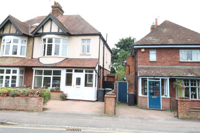 Thumbnail Semi-detached house for sale in Portman Park, Tonbridge