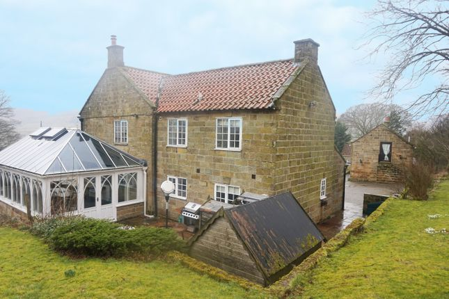 Thumbnail Detached house for sale in Chop Gate, Bilsdale, North Yorkshire