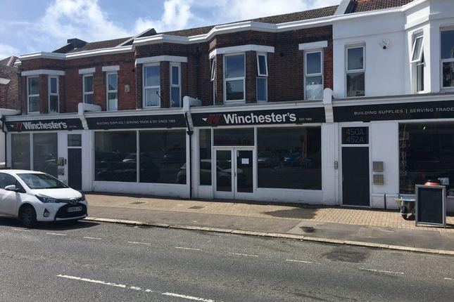 Thumbnail Retail premises to let in Old London Road, Hastings