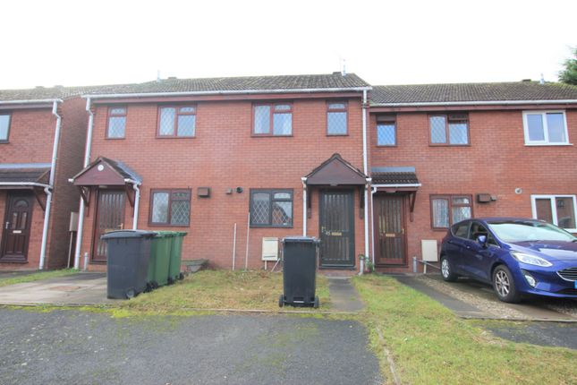 Thumbnail Terraced house to rent in Wiveldon Avenue, Stourport On Severn